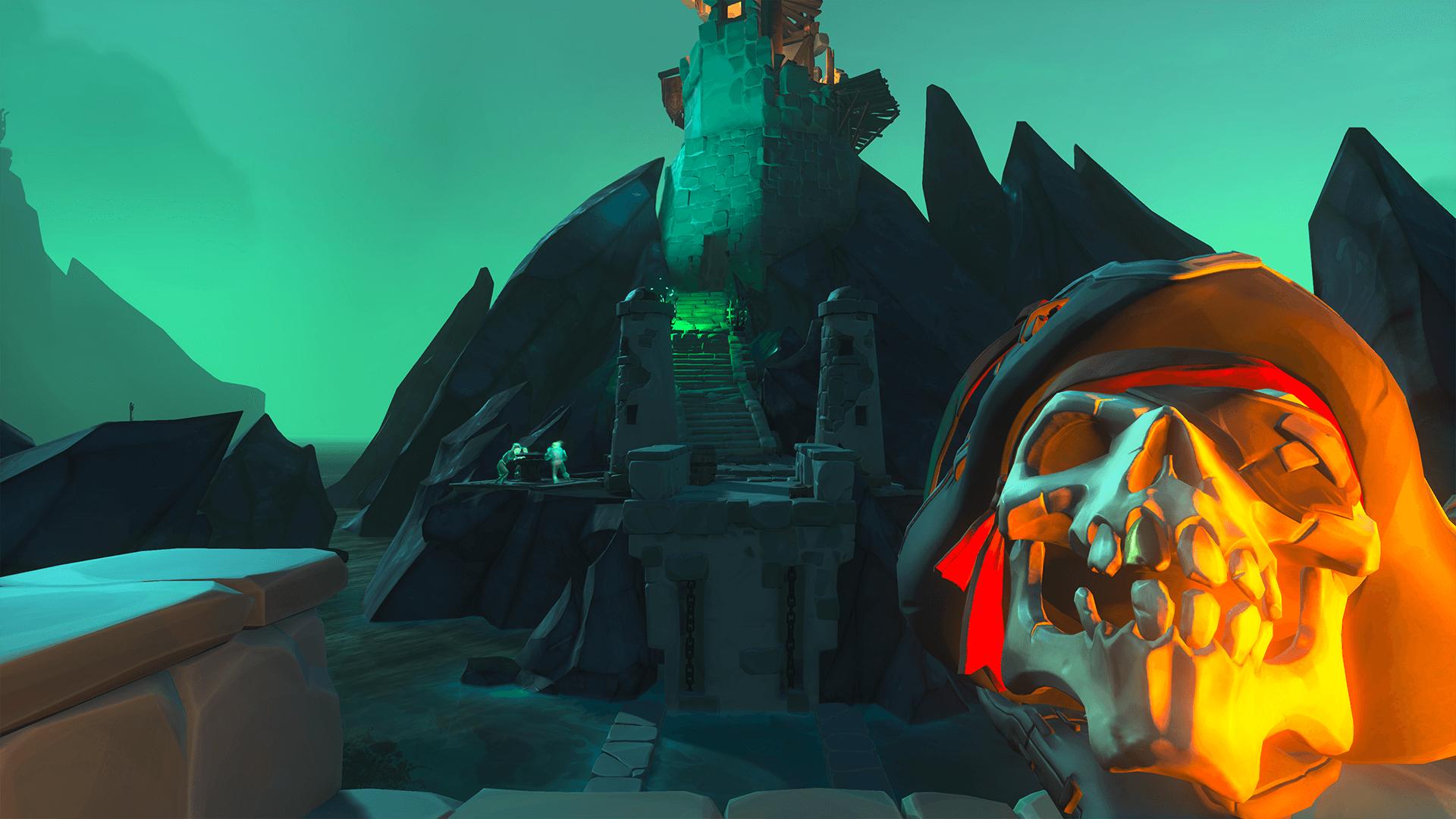 Raising Lighthouse Bridge