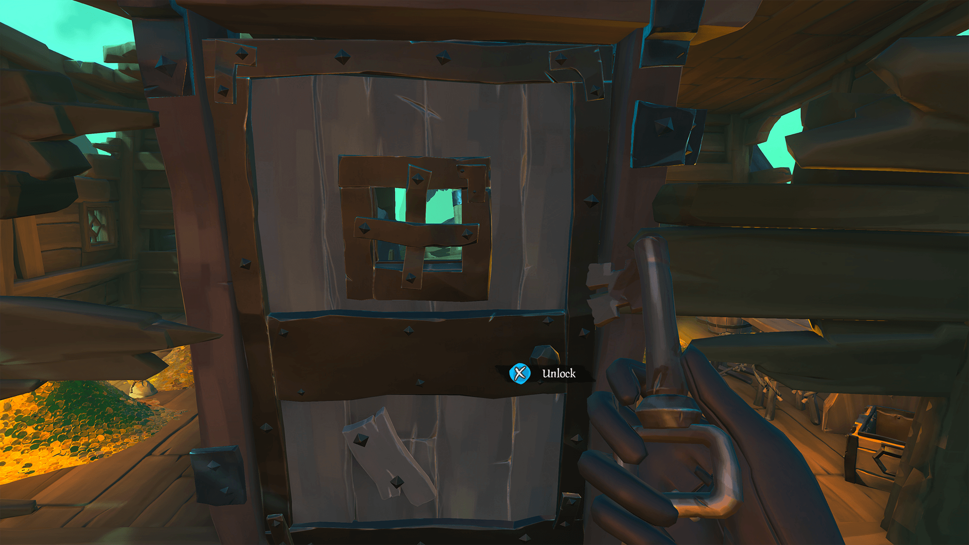 Unlock Ship of Thieves