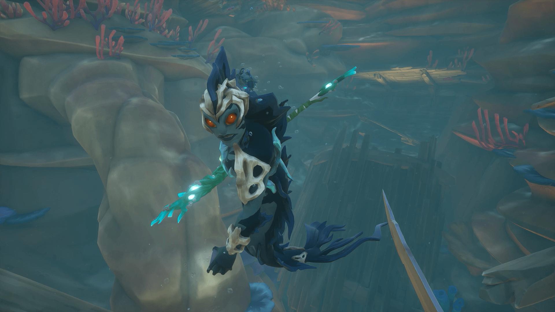 Siren Leader
