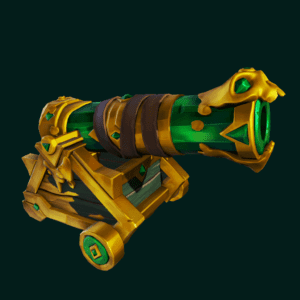 Gold Hoarder Cannon
