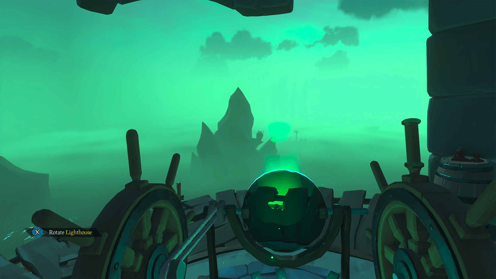 Rotate Lighthouse