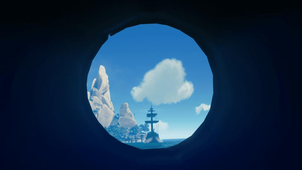 Shoot Onto Other Ship