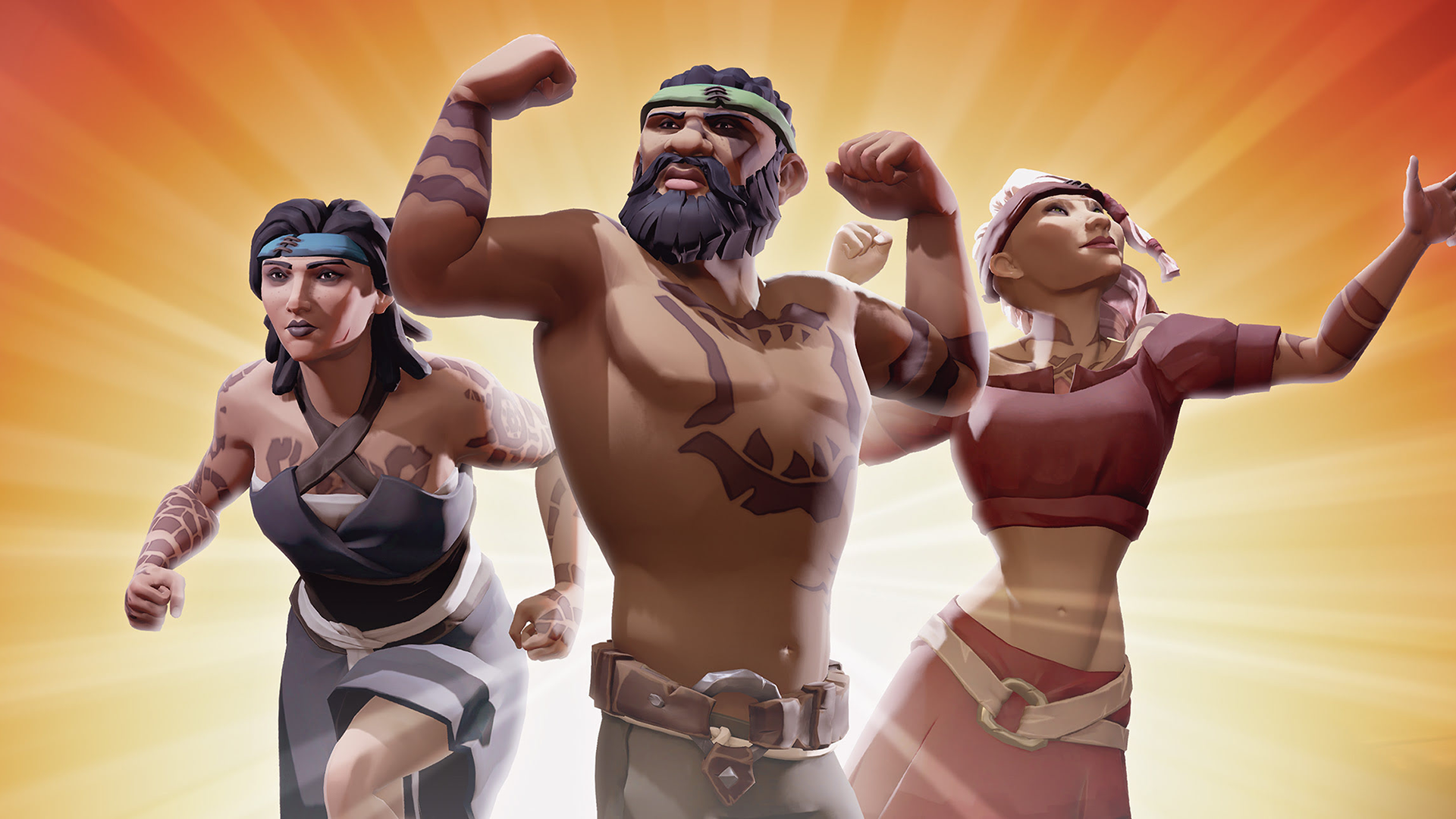The Plunder Games Event