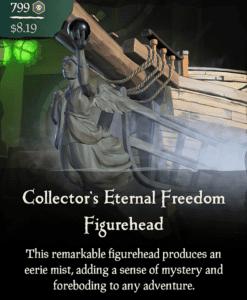 Collector's Eternal Freedom Figurehead