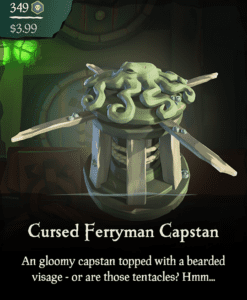 Cursed Ferryman Capstan