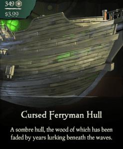 Cursed Ferryman Hull
