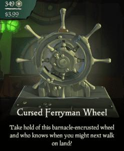 Cursed Ferryman Wheel