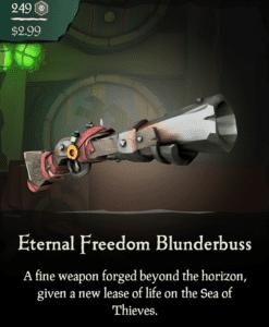 Eternal Freedom Blunderbuss