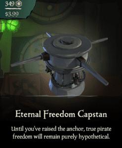 Eternal Freedom Capstan
