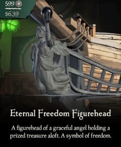 Eternal Freedom Figurehead