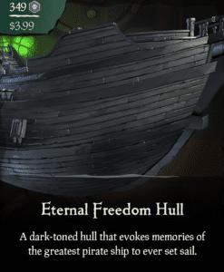 Eternal Freedom Hull