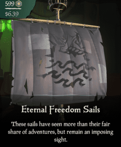 Eternal Freedom Sails