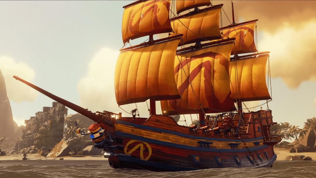 Mayhem Ship Set