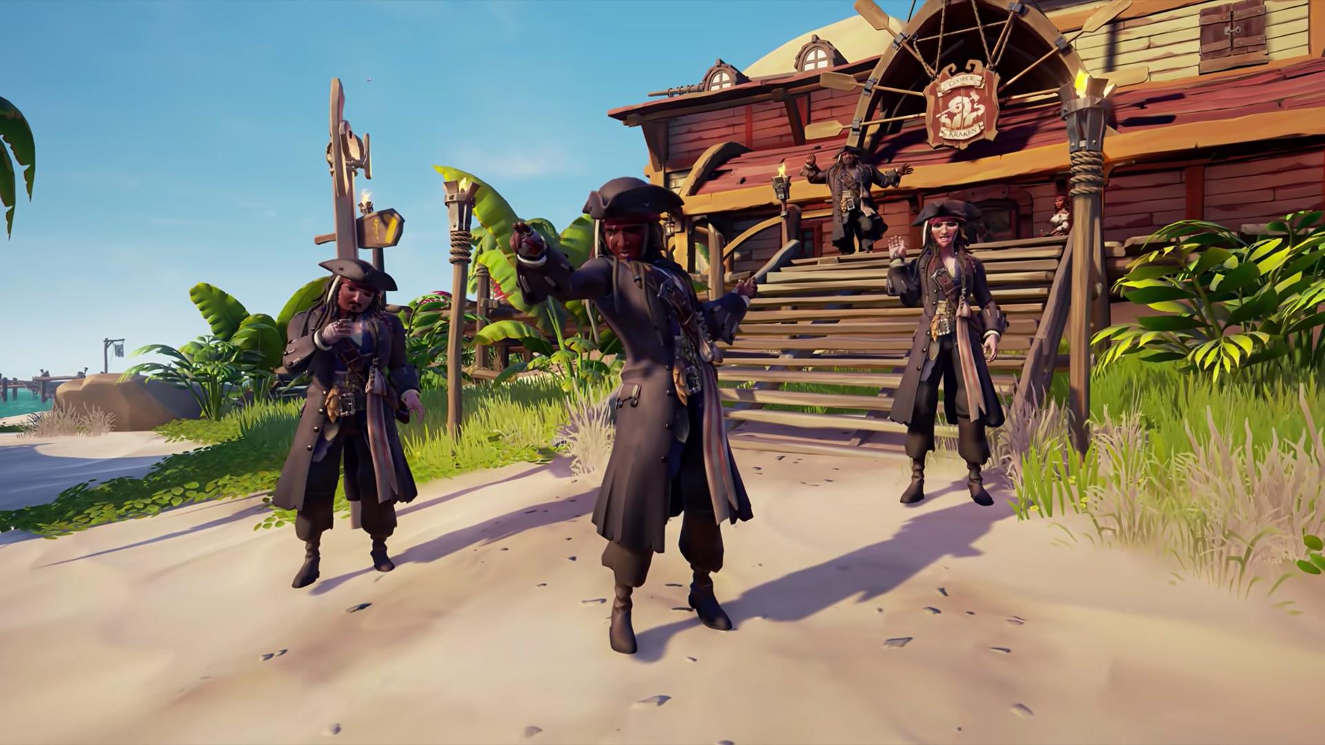 Captain Jack Sparrow Costumes