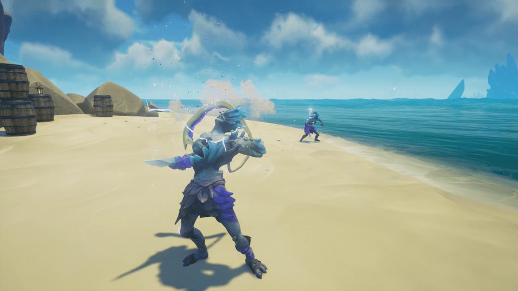 Fighting Ocean Crawlers
