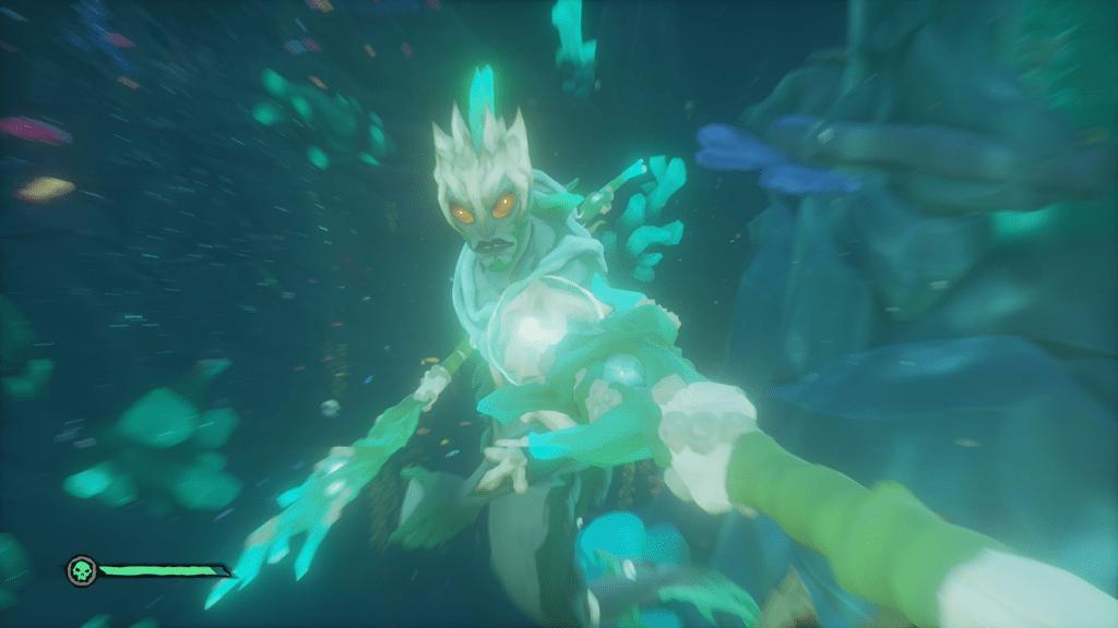 Fighting Siren Leader