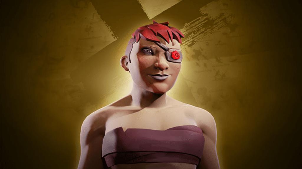 Ruby Sovereign Eyepatch