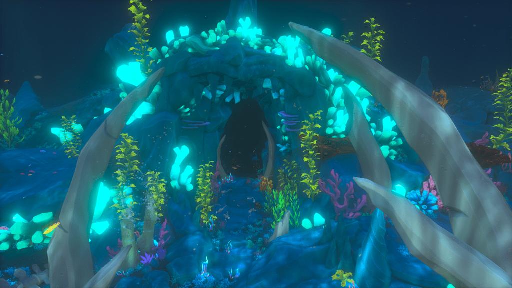 Shrine of Hungering Entrance