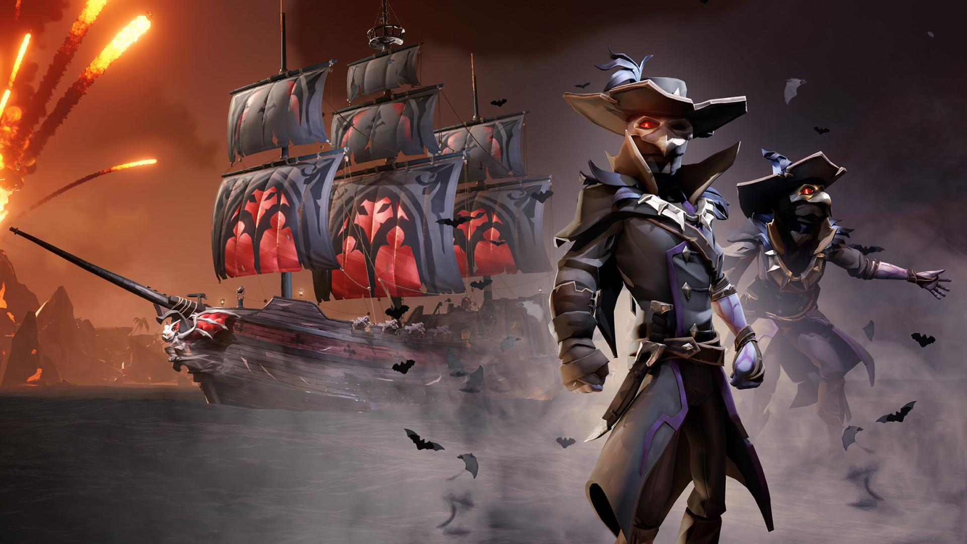Pirate Emporium October 2021